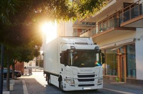 Digitalising the Freight Market with Shell and Ezyhaul
