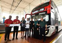 Scania buses for SANI Express customers