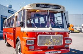 Restored, 1969 Scania-Vabis Bus