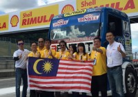 LUCKY SHELL RIMULA CONTEST WINNERS ENJOY EUROPEAN TRUCK RACING TREAT IN HUNGARY