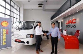 Foton and JAC choose Shell Rimula