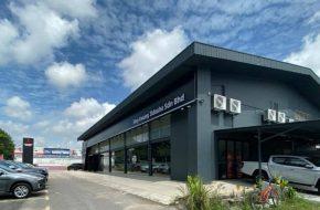 Mitsubishi 3S Centre in Melaka Gets Fresh Look