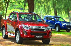 Buy a New Isuzu D-Max Now, Pay 3 or 6 Months Later