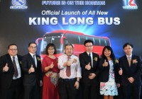 King Long XMQ6120AS bus chassis by China Xiamen Arrives