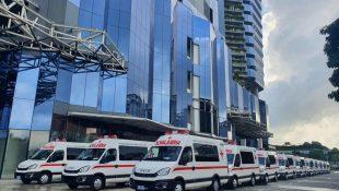 THACO Donates 30 Iveco Ambulances to Vietnam