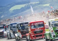 2015 Calendar of the FIA European Truck Racing Championship