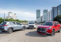 Toyota Could Launch New Hybrid Model in Malaysia Next Week