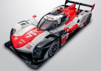 Toyota Gazoo Racing GR010 Hybrid Hypercar Revealed