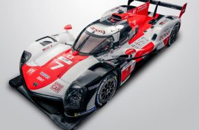 Toyota Gazoo Racing GR010 Hybrid Hypercar Revealed