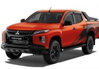 Mitsubishi Triton Athlete Arrives to Take on the Hilux Rogue
