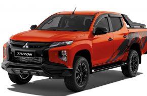 Mitsubishi Triton Achieves Record Sales in September