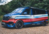 This Unique VW Transporter is Every Cyclist's Dream