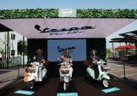 Vespa Primavera Pic Nic Launched – RM20k