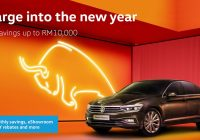 Volkswagen CNY Promo Offering up to RM10k Savings