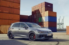VW Celebrates Golf GTI's 45th Birthday with Special Model