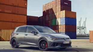 VW Celebrates Golf GTI's 45th Birthday with Special Model