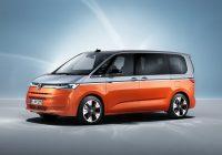 All-New Volkswagen Multivan Breaks Cover
