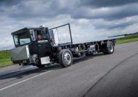 Volta Zero Electric Truck Begins Real World Testing