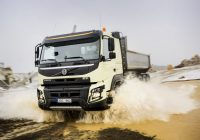 Volvo FMX Celebrates 10th Anniversary