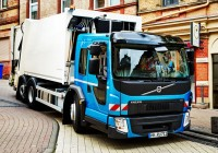 Volvo Unveils Low-Entry FE LEC
