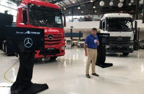 2020 Mercedes-Benz Actros Launched – CKD, From RM360,000
