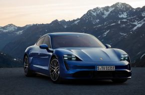 The World's Most Technologically Innovative Car is… Porsche Taycan