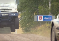Can a Dakar Kamaz Semi Truck Catch a VW WRC Race Car?