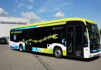 Mercedes-Benz ECitaro Buses Clock 200k KM In A Year