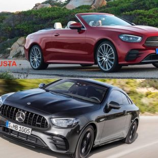 Mercedes-Benz Makes the E-Class Coupe and Cabriolet Even Sexier