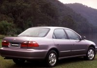 Recall: 1999 Honda Accord and 2000 Honda CR-V