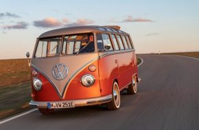The Volkswagen E-Bulli, Where Past Meets the Future