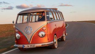 The Volkswagen E-Bulli, Where Past Meets the Future