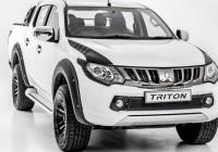 Another Mitsubishi Triton Variant On Its Way