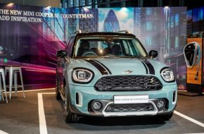 New MINI Cooper Countryman Makes Malaysian Debut