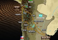 Dakar Rally 2015 distance and entry roaster announced