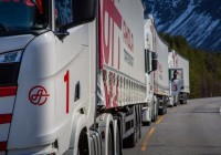 Scania continues to gather vital data on platooning