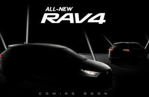 All-New Toyota RAV4 Arriving Very Soon