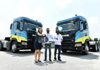 New Scania XT Joins STLS Group's Fleet