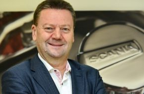 Scania Appoints New Managing Director for Scania Finance Asia