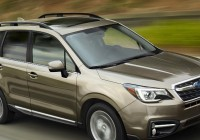 Subaru NEW Forester Features