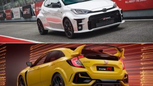 Toyota GR Yaris VS Honda Civic Type R – Which is the Ultimate JDM Hot Hatch?