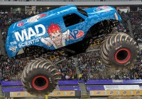VP Racing Fuels' Mad Scientist® Monster Jam® truck